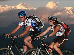 Cycling/ Mountain Biking Around Kathmandu Valley